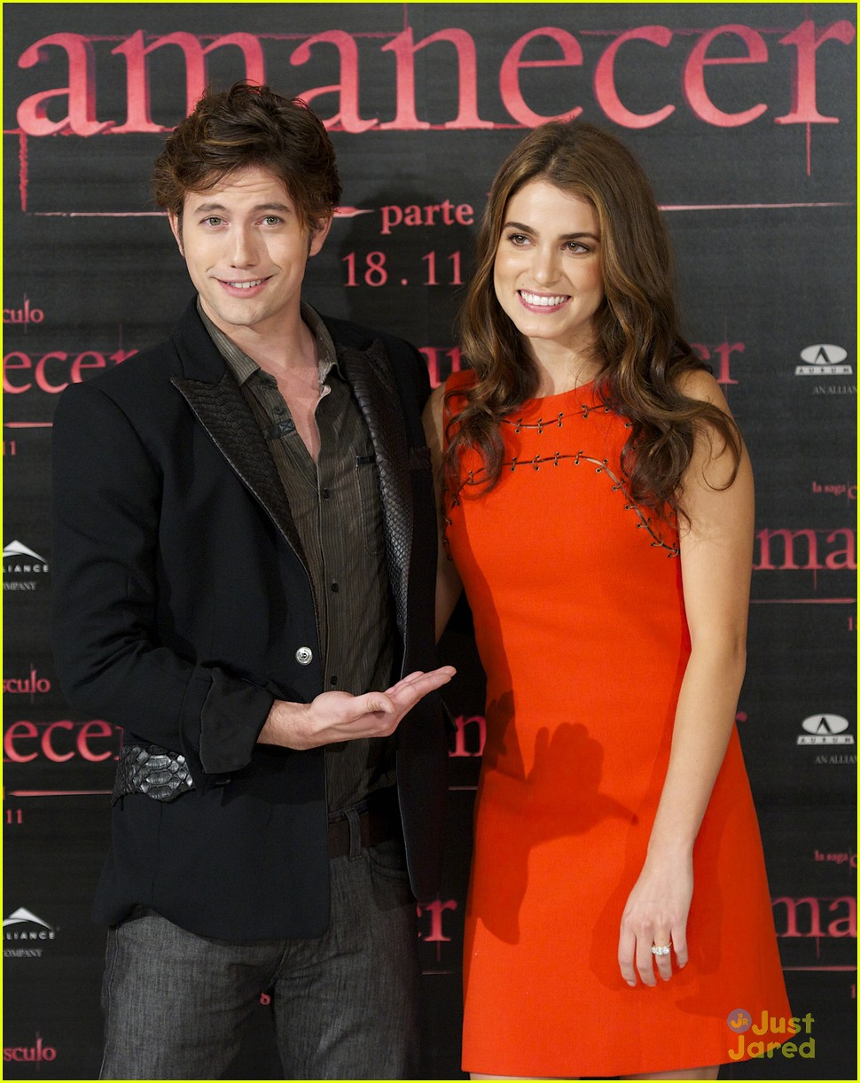 nikki reed jackson rathbone madrid 07