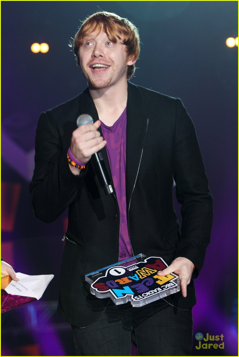 rupert grint bbc teen awards 01