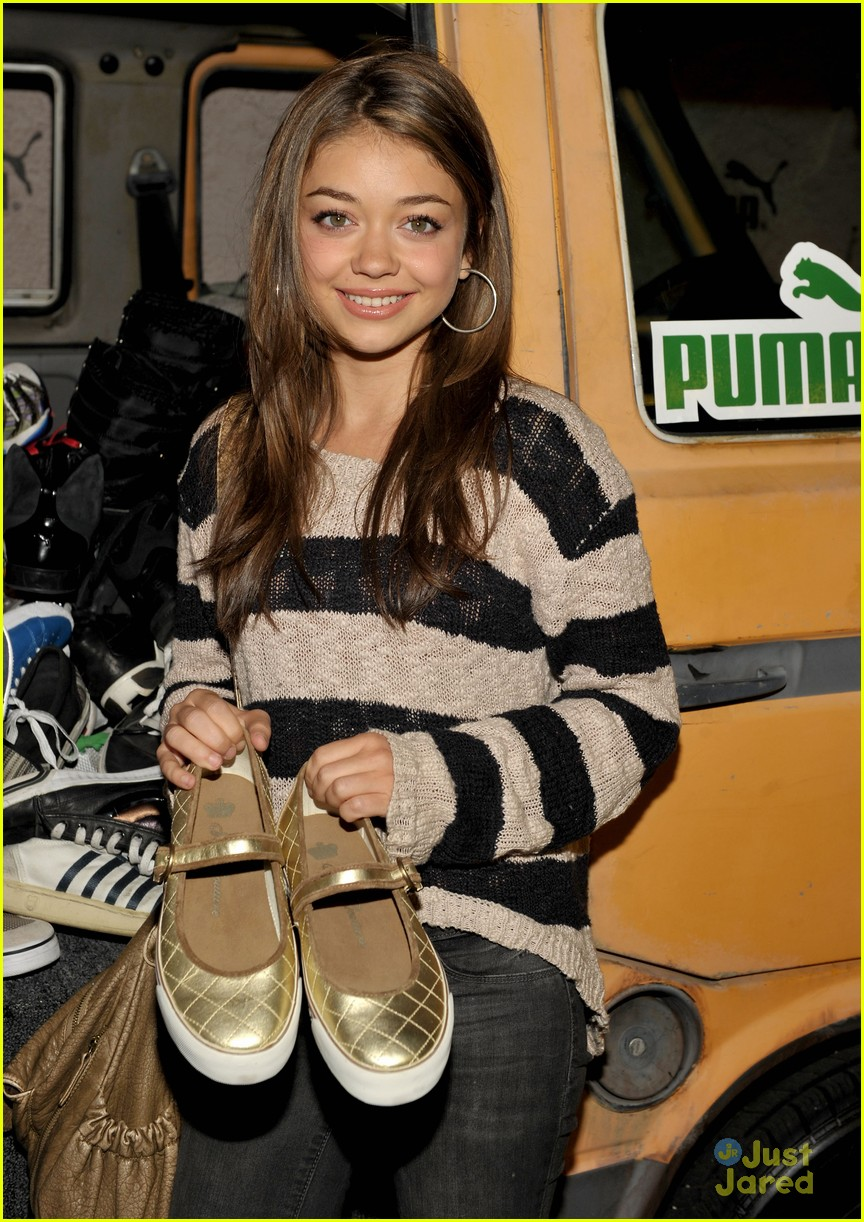 sarah hyland matt prokop puma saints 01