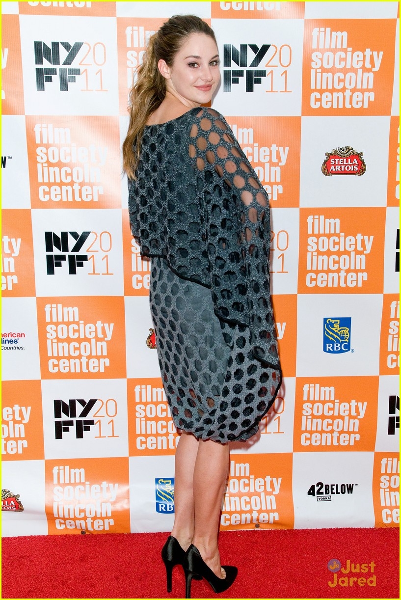 shailene woodley descendents nyff 03