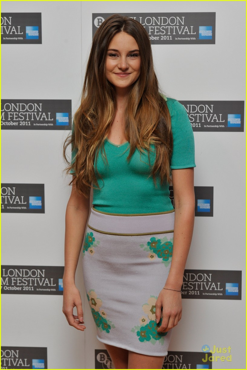 shailene woodley descendents photocall 02