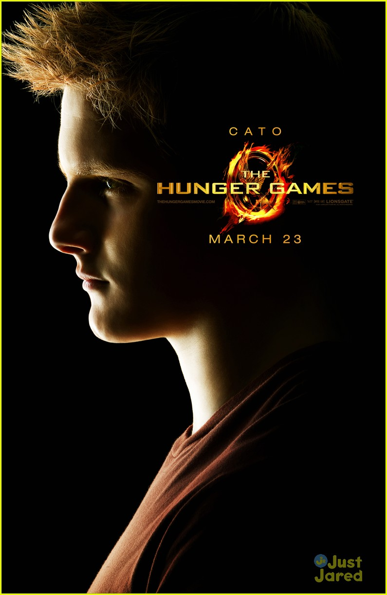 the hunger games character posters 05
