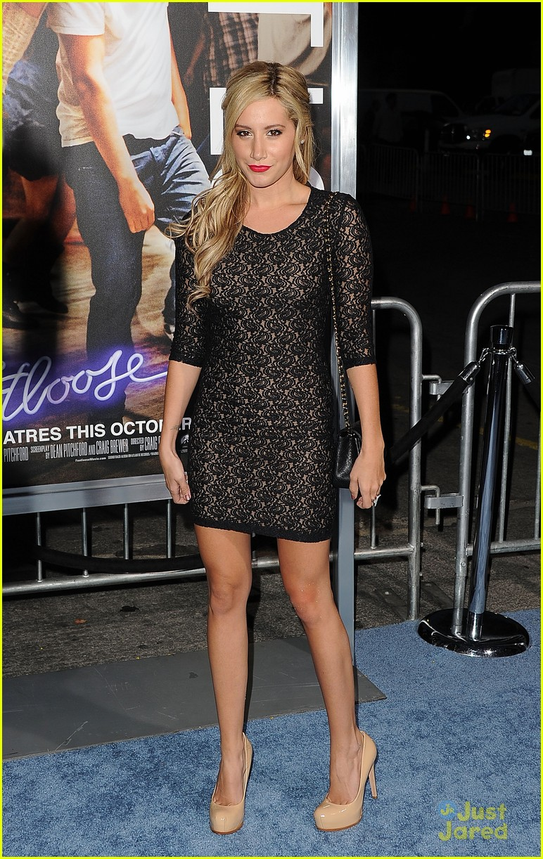 ashley tisdale footloose premiere 04