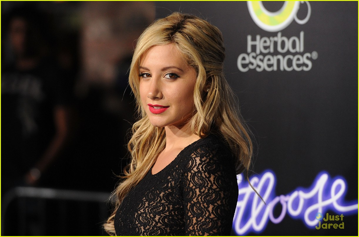 ashley tisdale footloose premiere 05