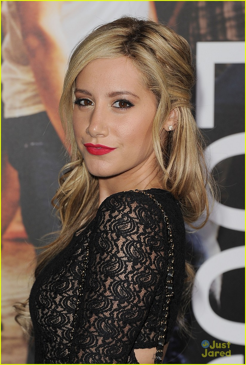 ashley tisdale footloose premiere 08