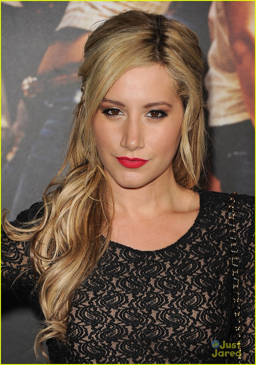 ashley tisdale footloose premiere 21