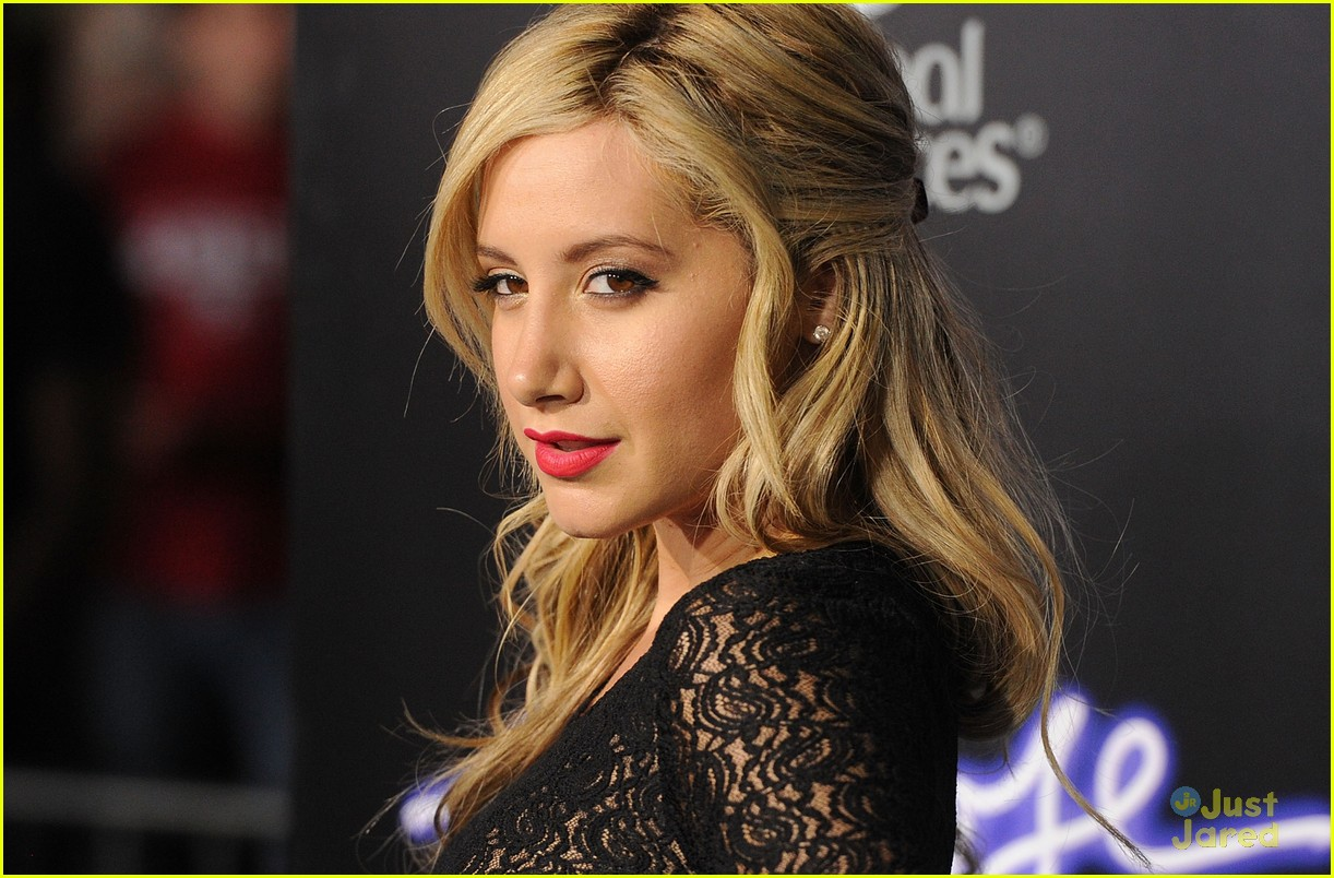 ashley tisdale footloose premiere 23