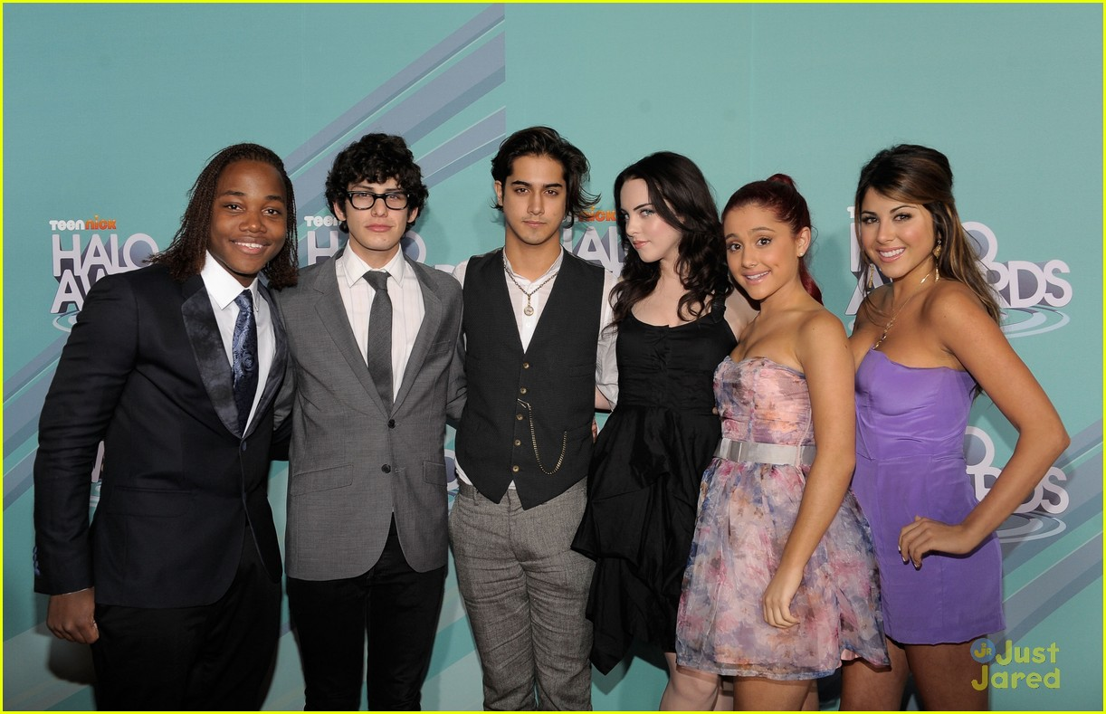 victorious cast halo awards 15
