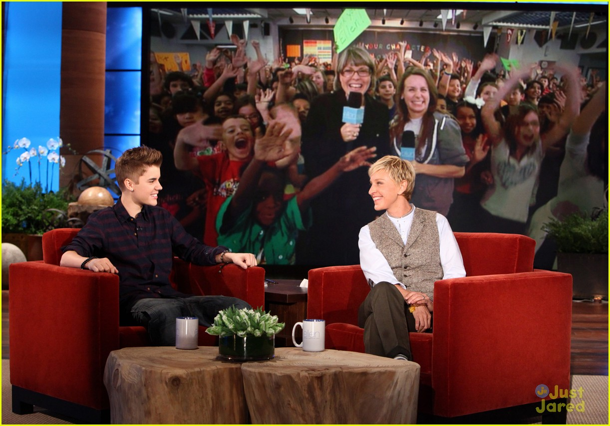 justin bieber ellen leno 03