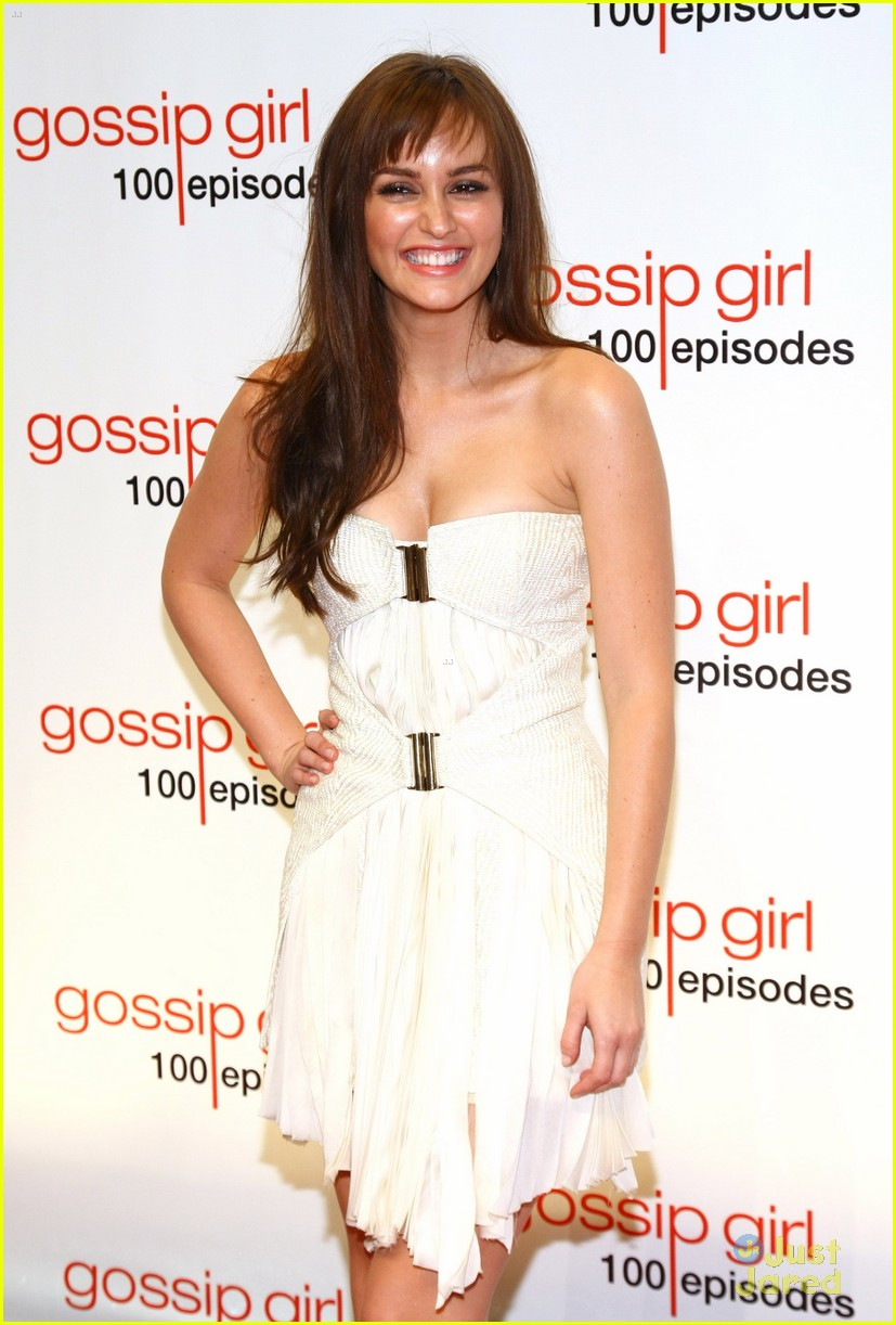 leighton meester 100th party 05