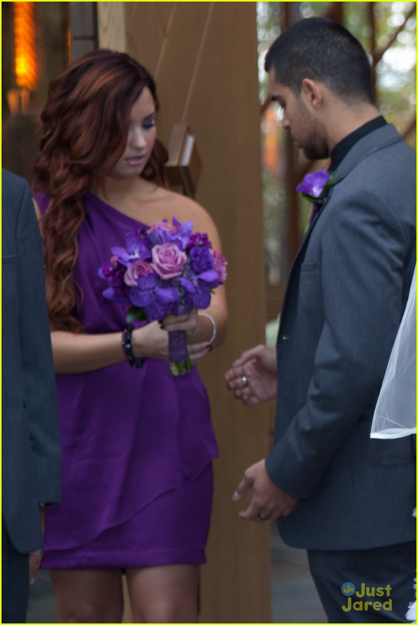 demi lovato tiffany wedding 01