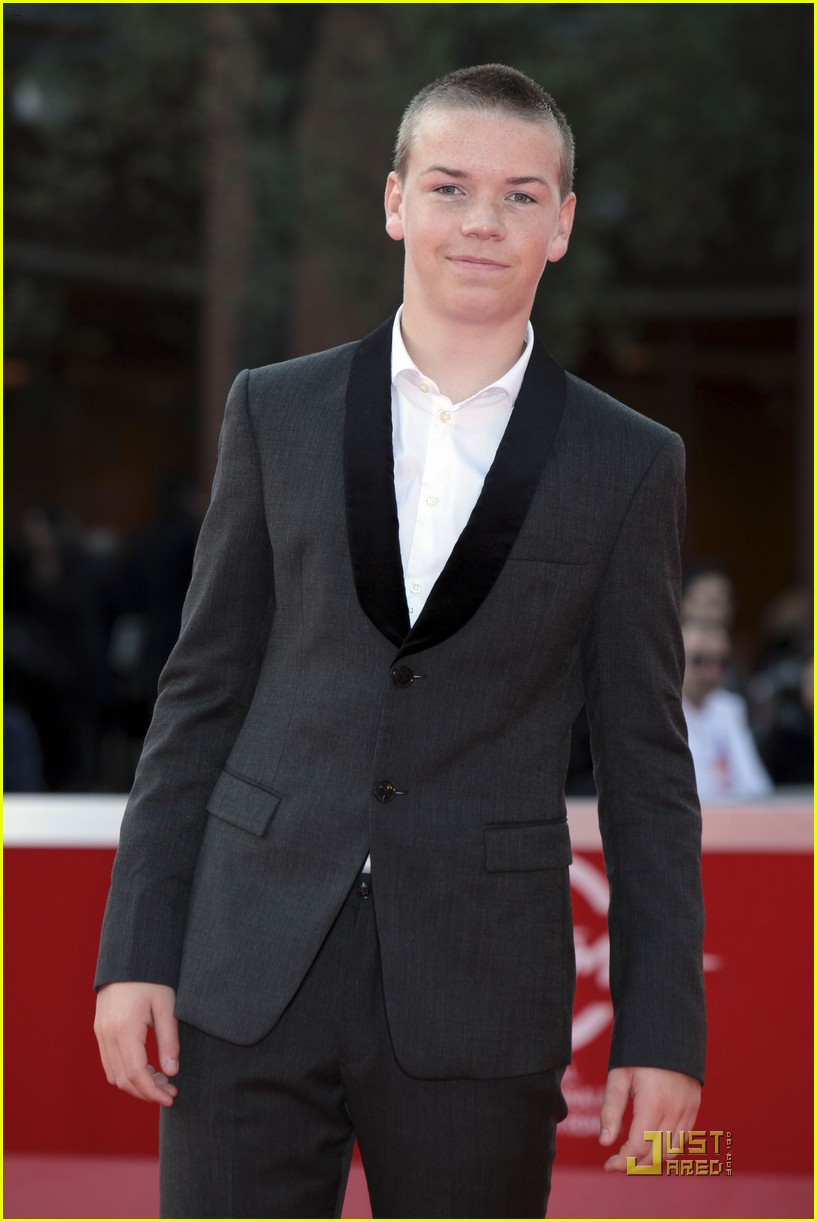 will poulter wildbill rome 08