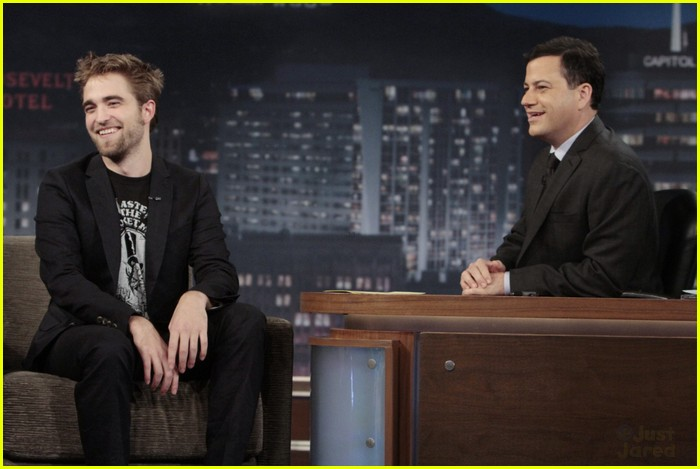 robert pattinon jimmy kimmel 01