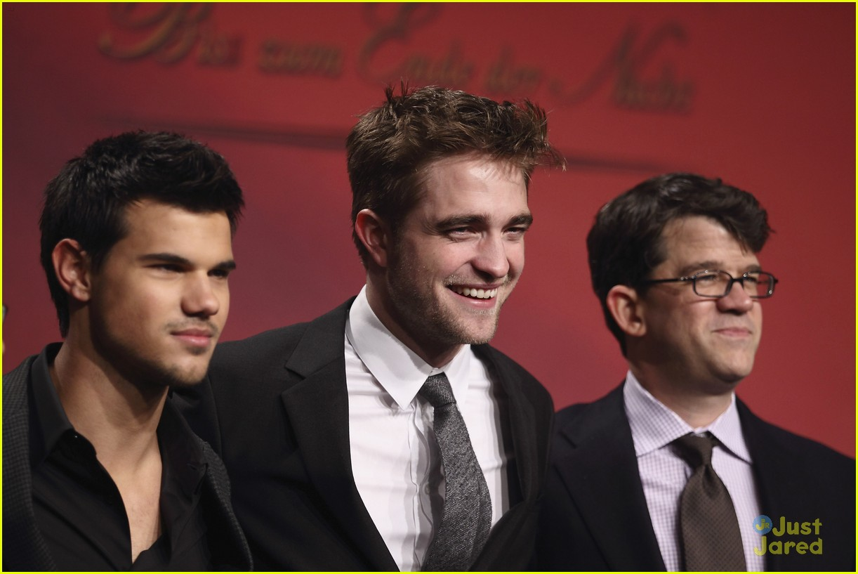robert pattinson taylor lautner berlin 13