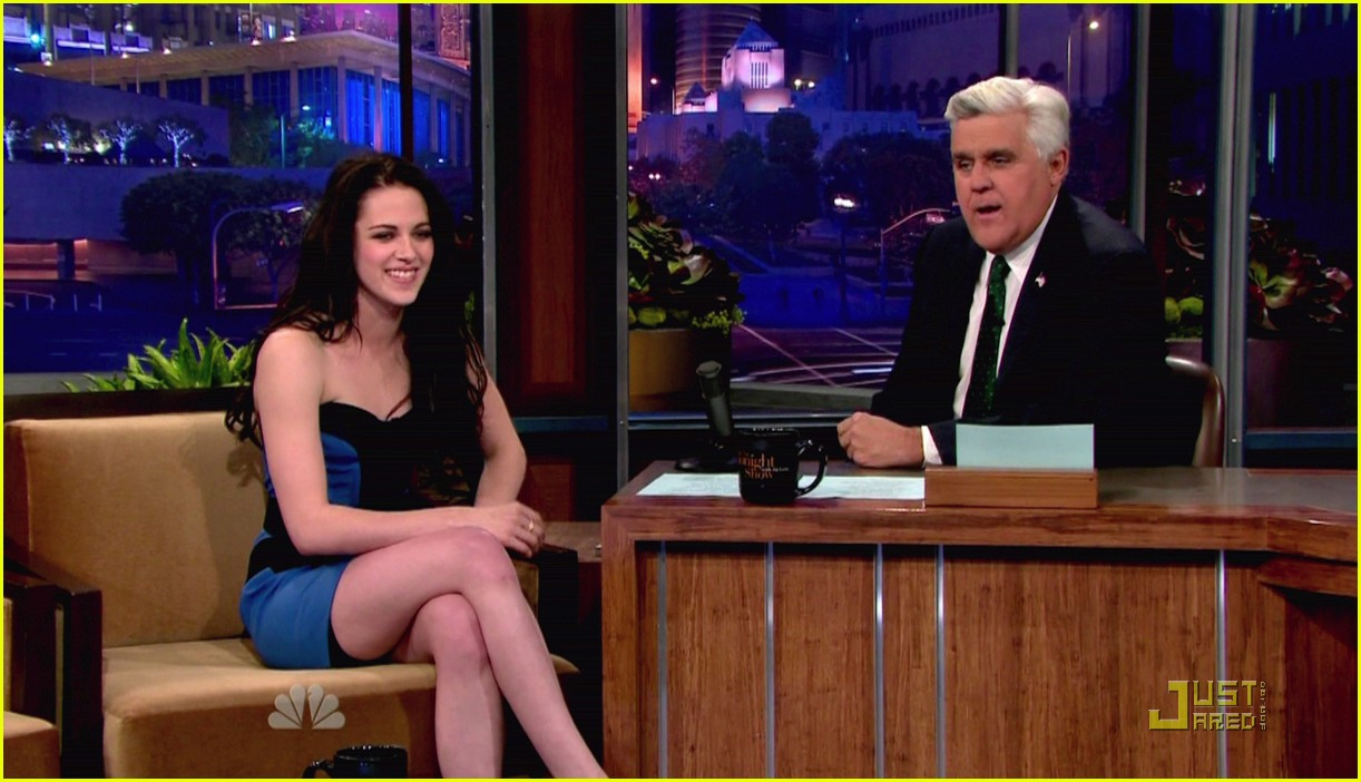 kristen stewart tonight show 02