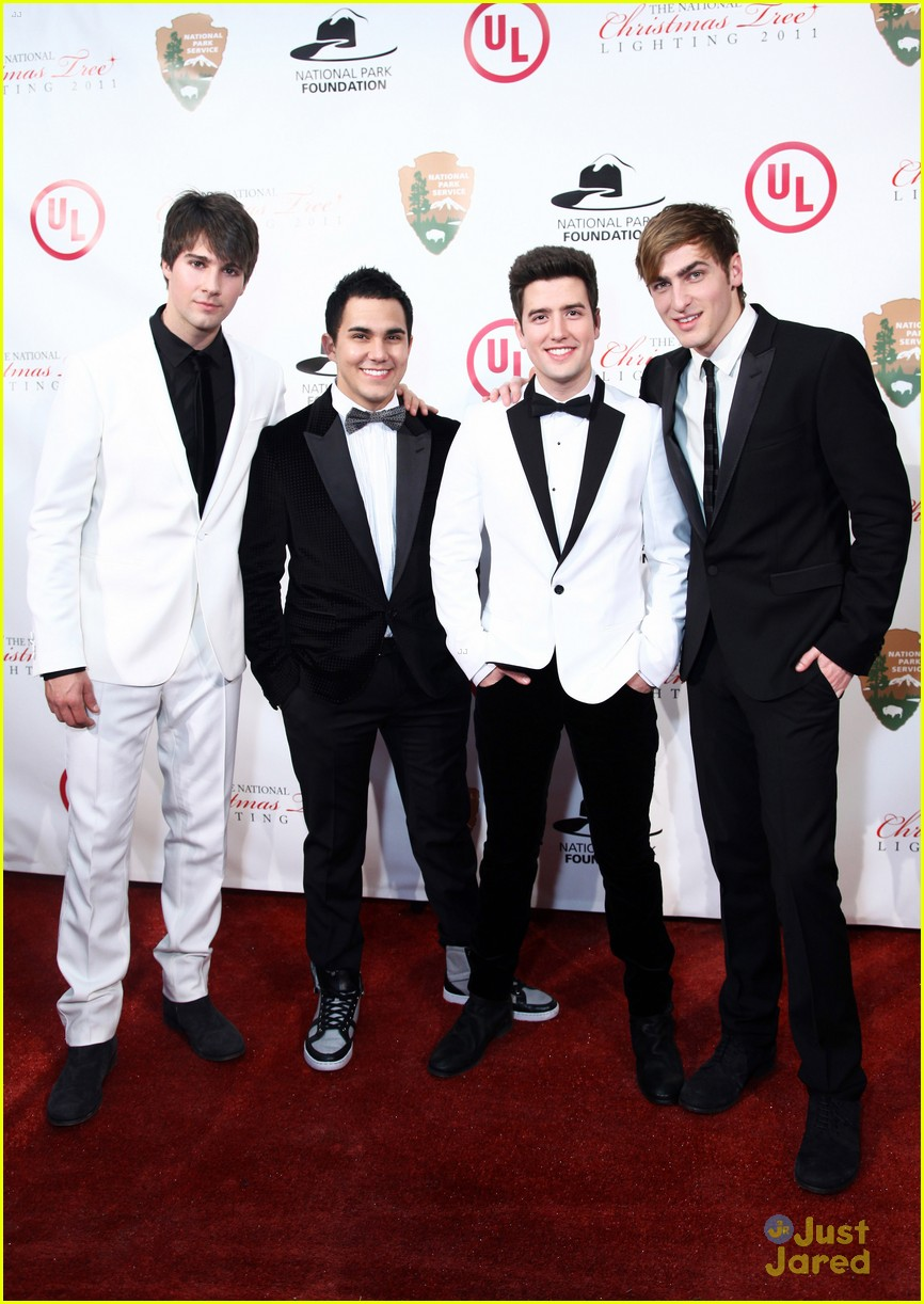 big time rush national tree lighting 04