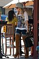Hudgens-tisdale vanessa ashley breakfast besties 09