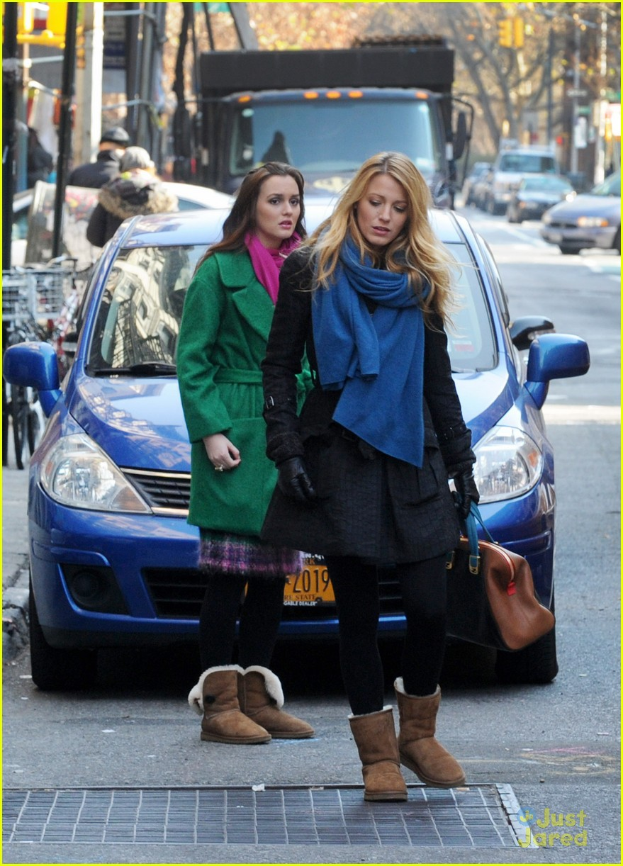 leighton meester green gg 06