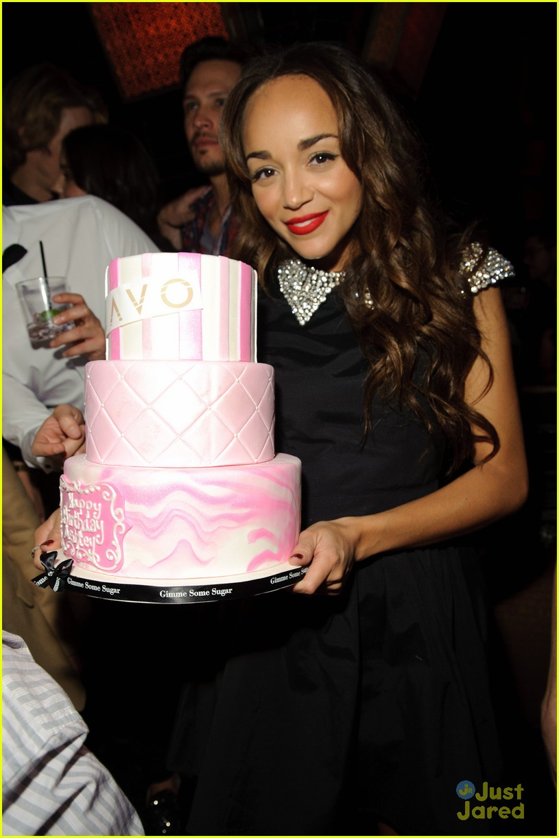 ashley madekwe lavo birthday 01