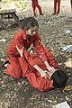 Pll-fight shay troian orange fight 01