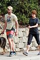 Reed-dogwalking nikki reed paul dog walking 01