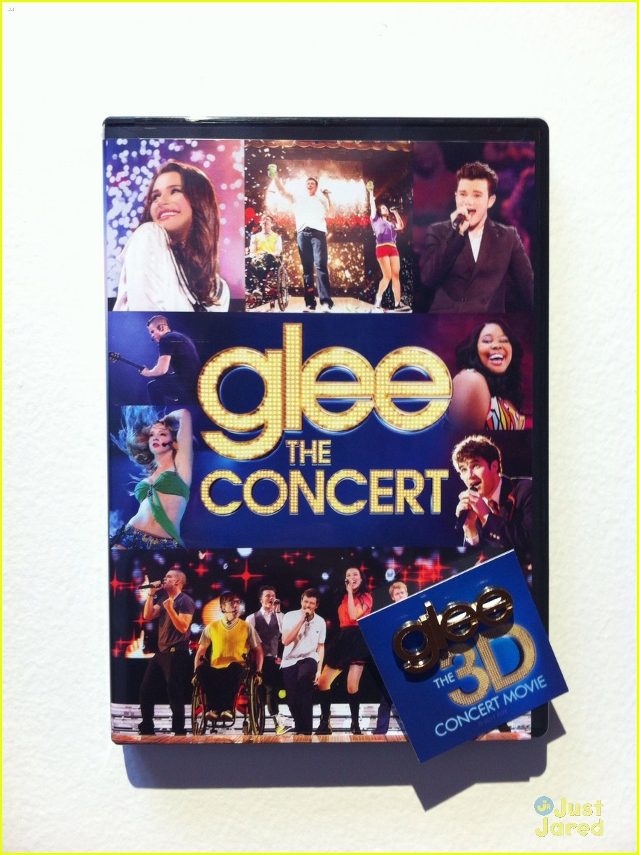 win glee concert dvd 02