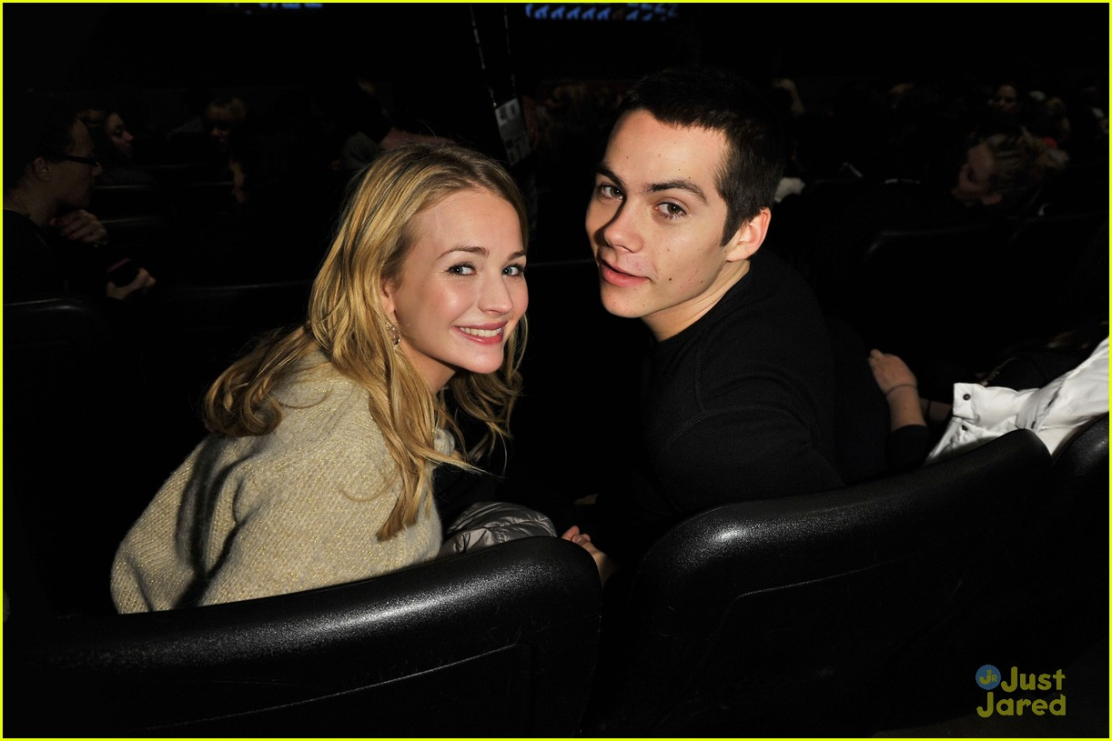 Britt Robertson with cool, Boyfriend Dylan O