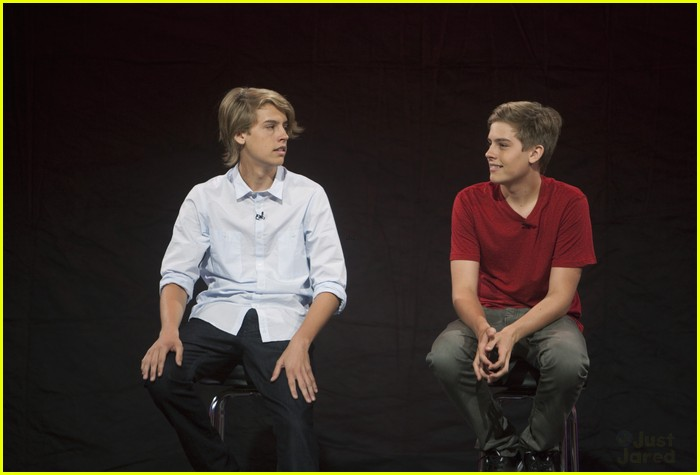 sprouse twins random episode 01