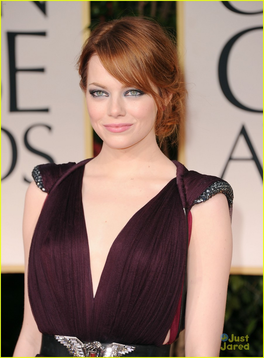 emma stone golden globes 02