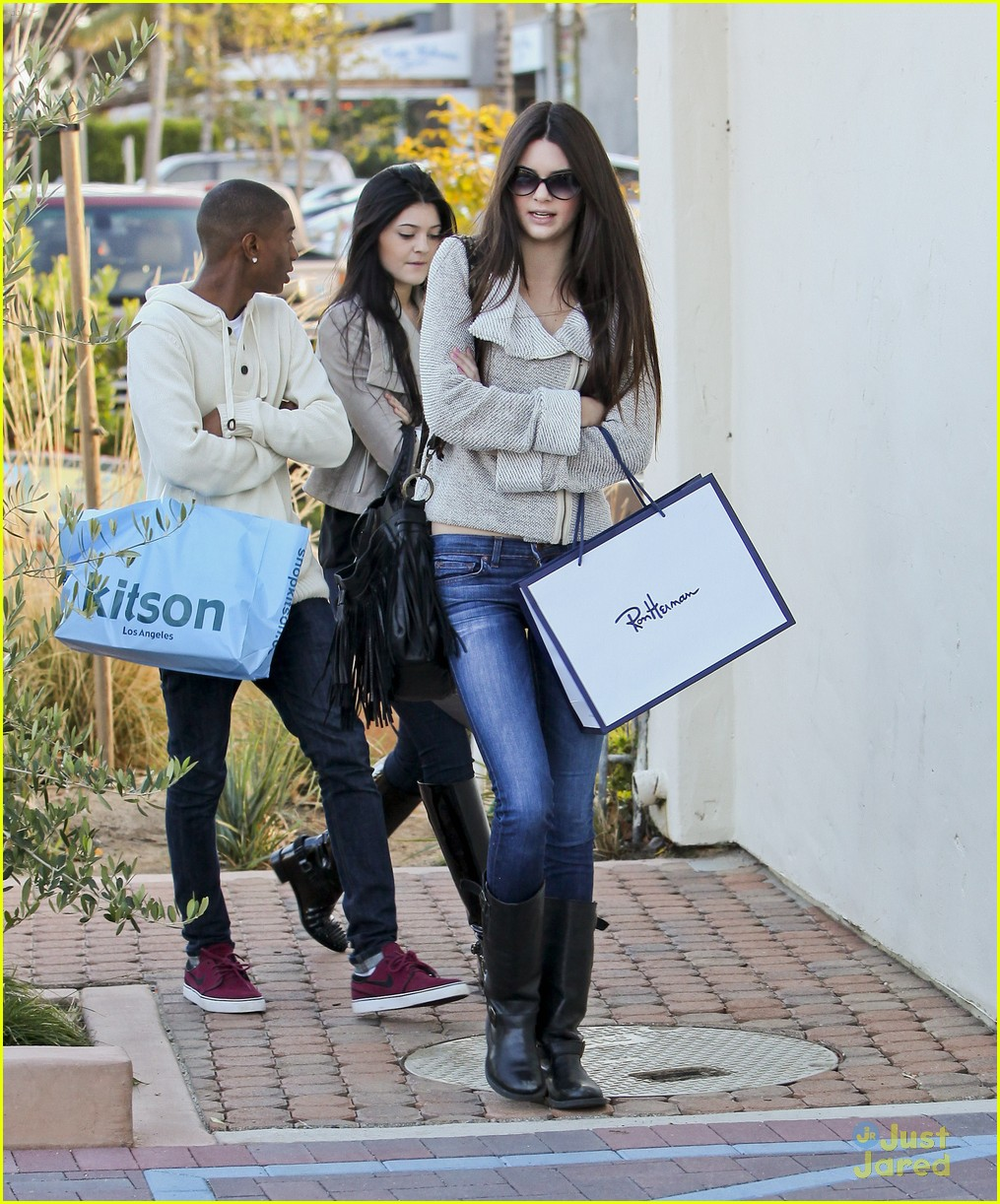kylie kendall jenner malibu 17