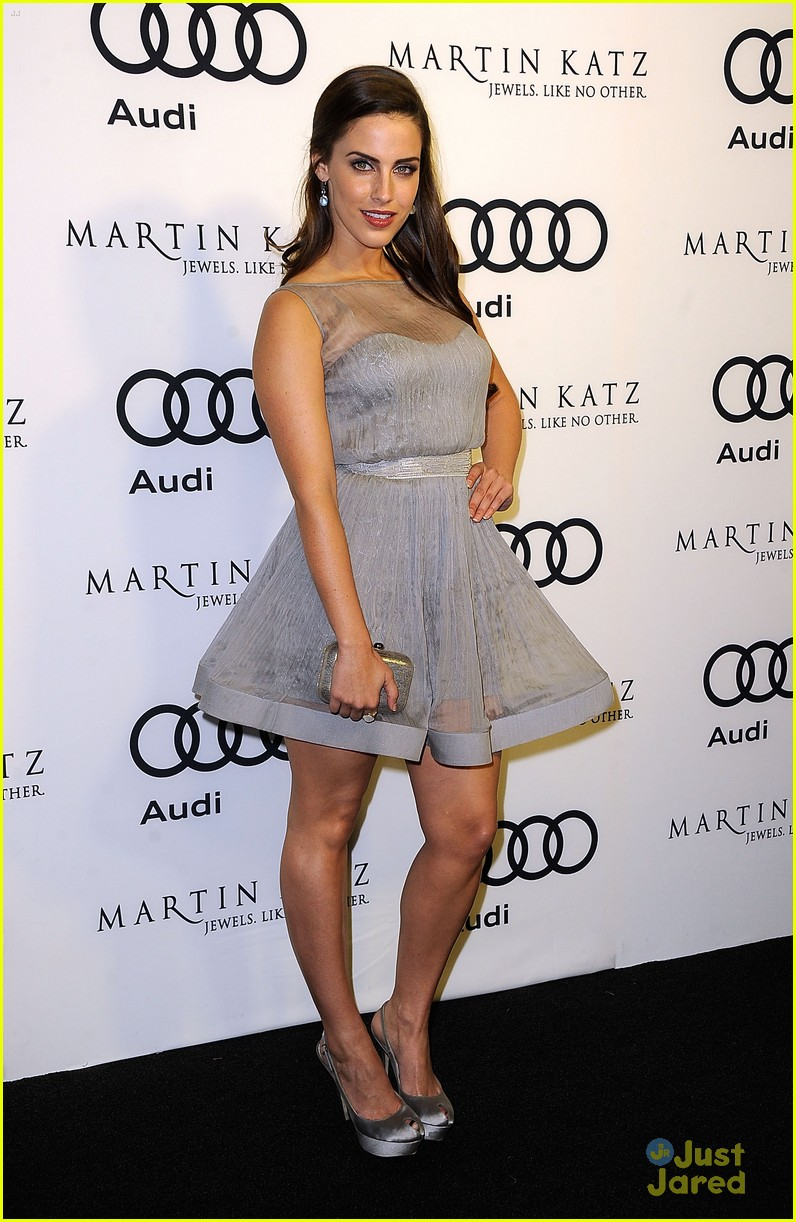 jessica lowndes audi gg party 06