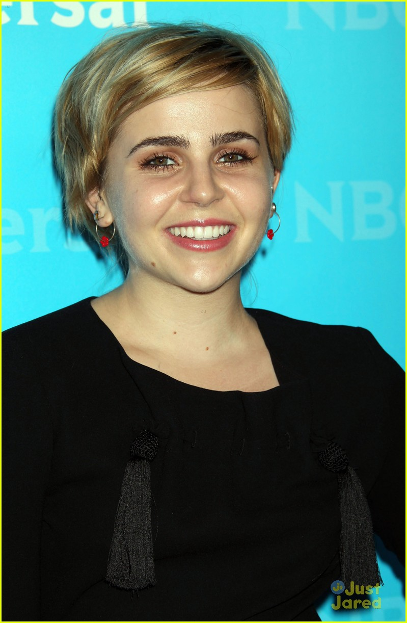 mae whitman nbc tca party 04