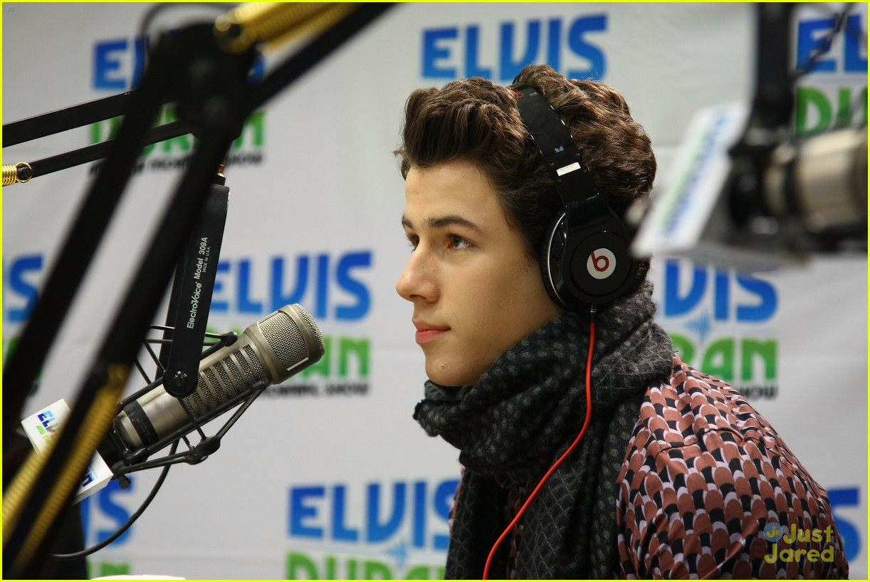 nick jonas duran morning show 07