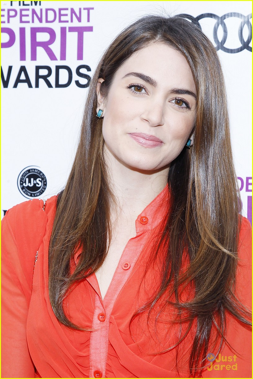 nikki reed spirit awards brunch 03