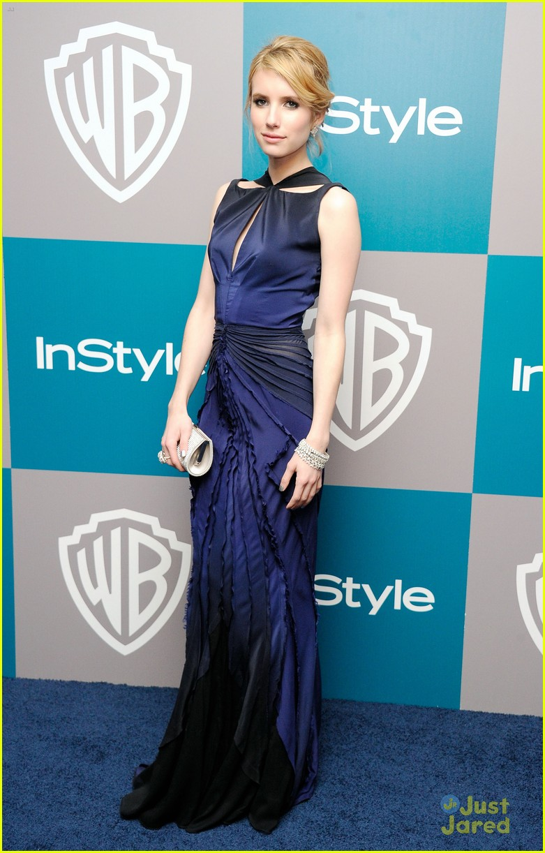 emma roberts instyle gg party 06