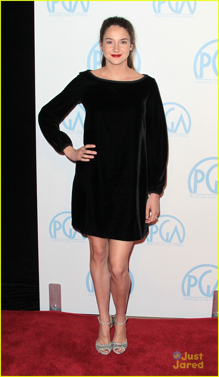 shailene woodley producers guild 14