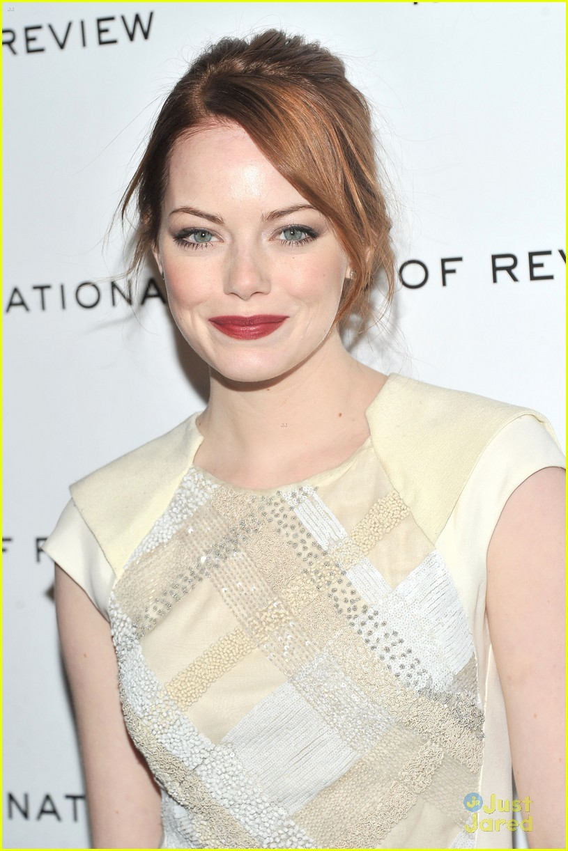 emma stone board review gala 02