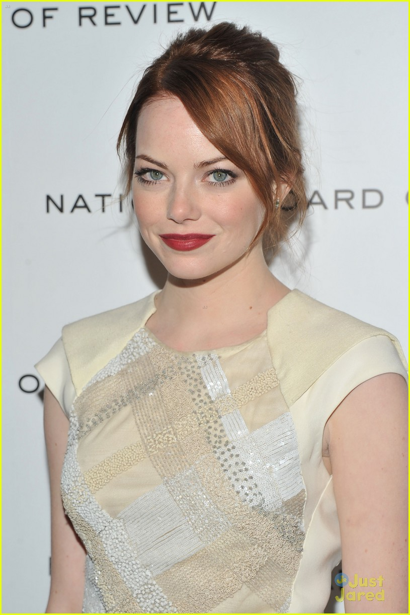 emma stone board review gala 06