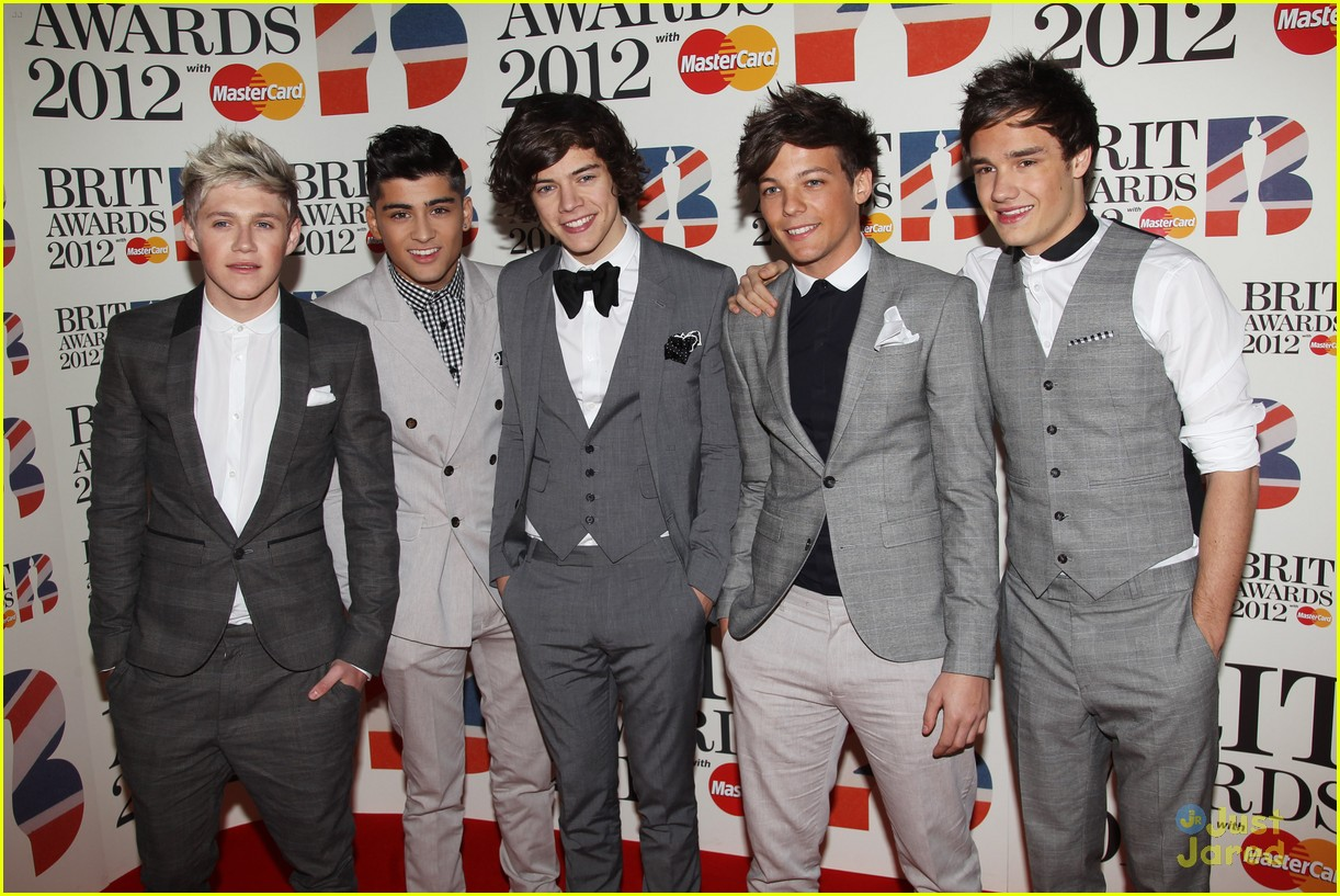 one direction brit awards 10