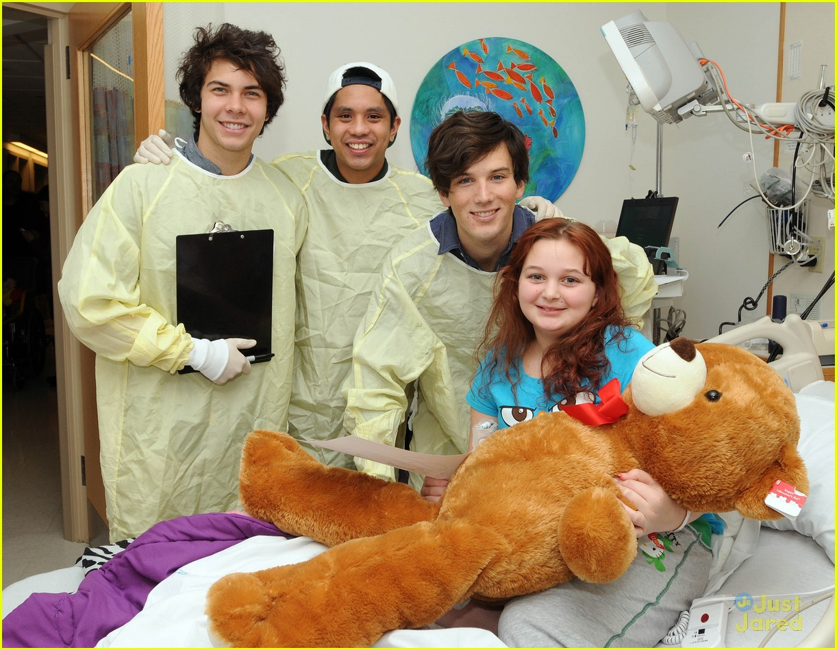 allstar weekend boston hospital 09