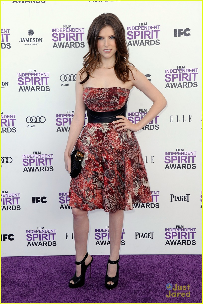 anna kendrick spirit awards 15