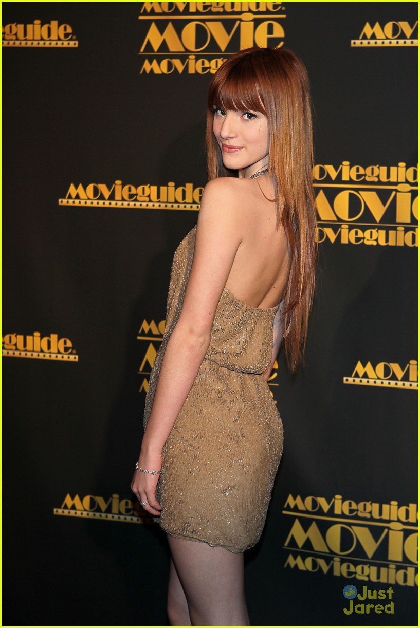 bella thorne movie guide awards 09