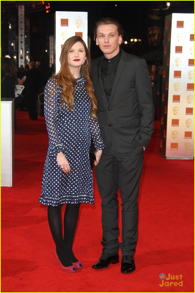 bonnie wright jamie bower baftas 04