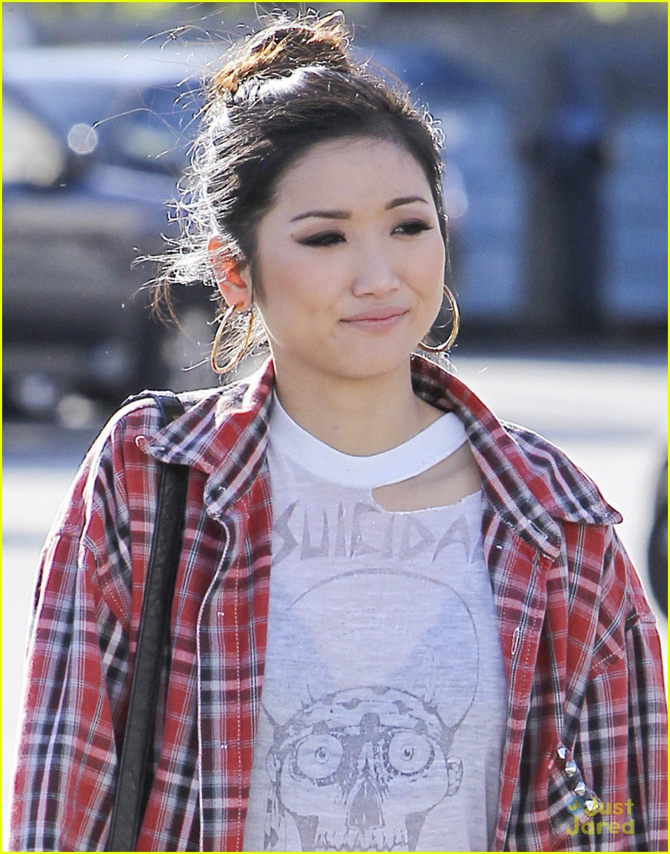 brenda song plaid wasteland 01