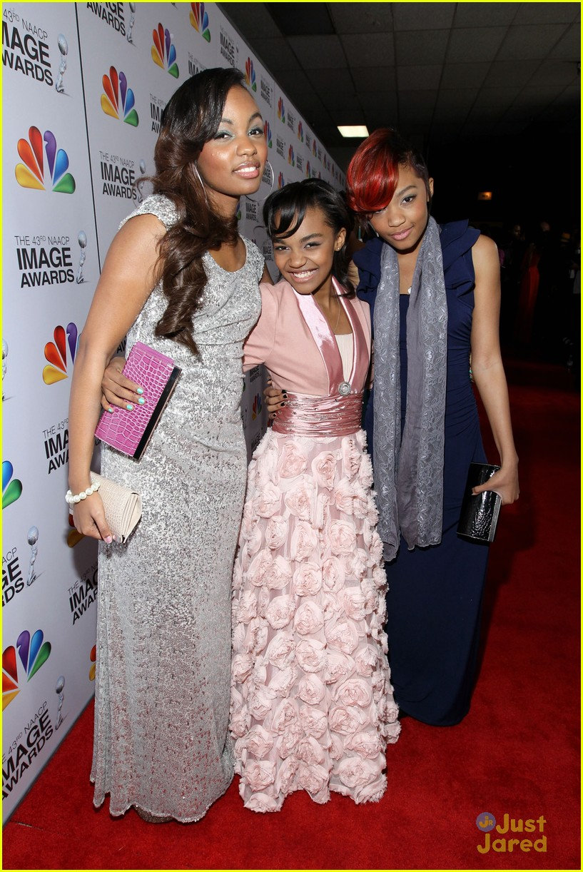china mcclain image awards hall game 13