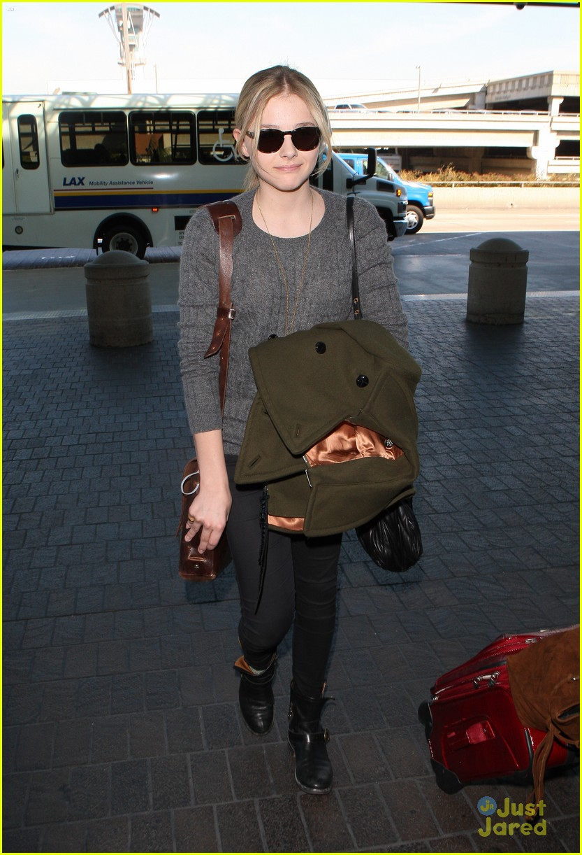 Chloe moretz is the face of the future photo 461194 photo