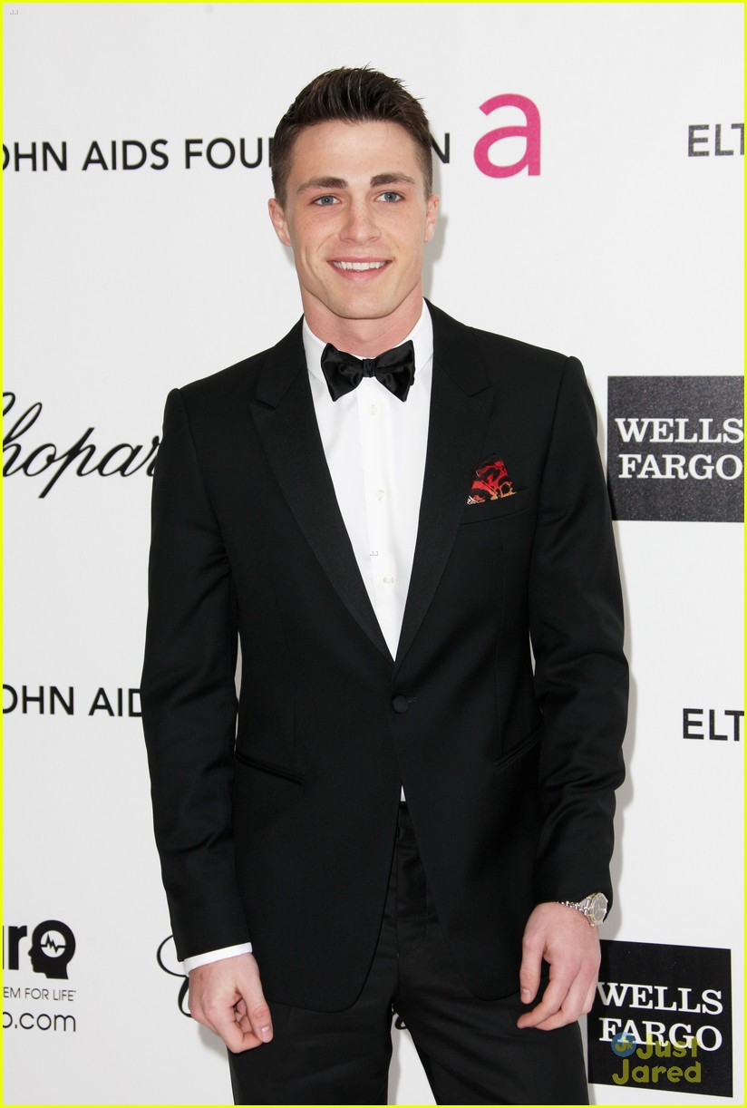 colton haynes ejaf party 04