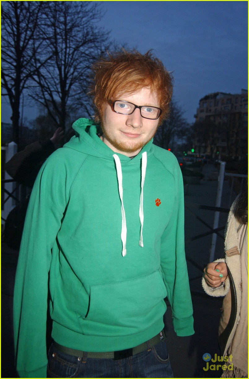 ed sheeran paris abigail 01