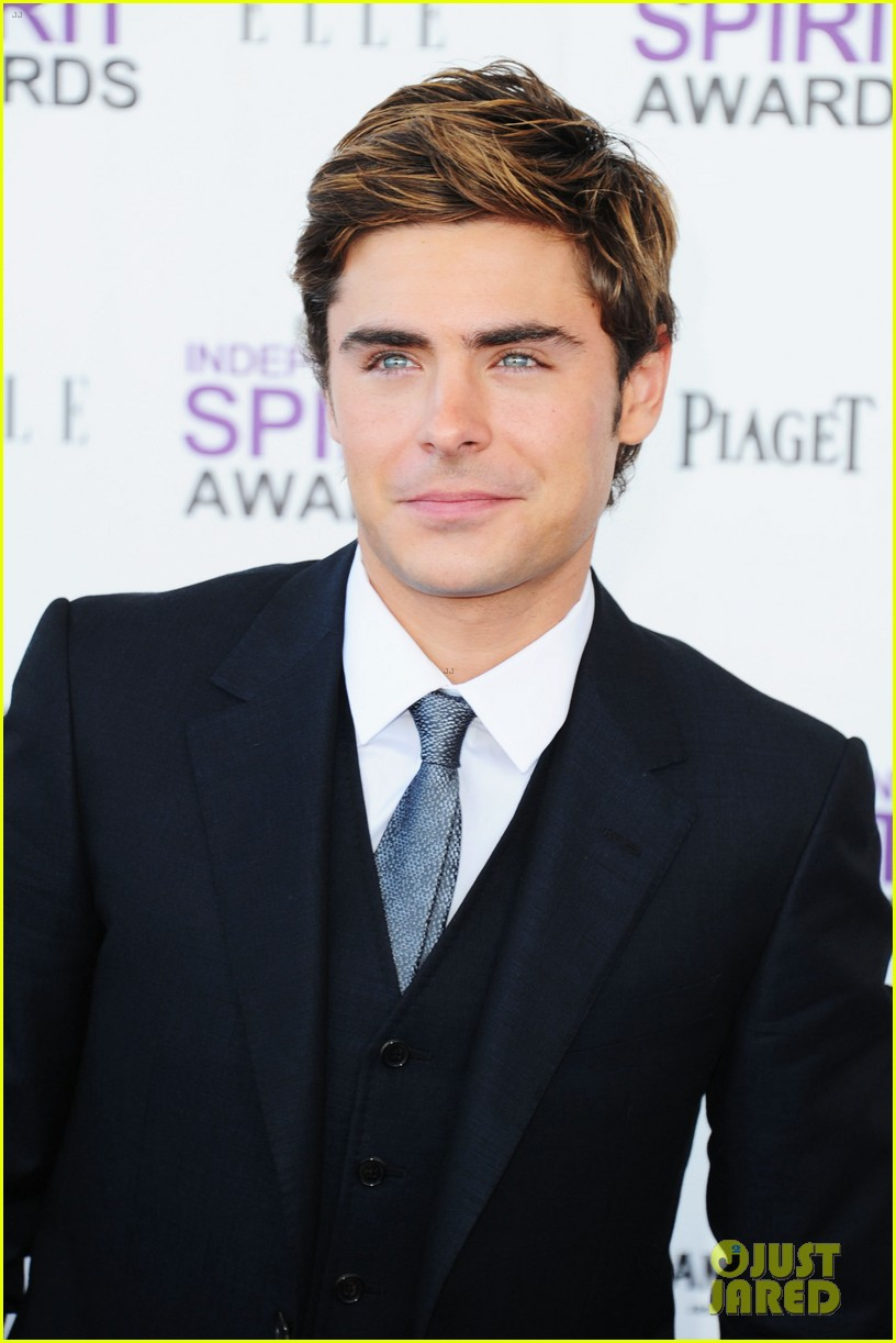 zac efron spirit awards 2012 04