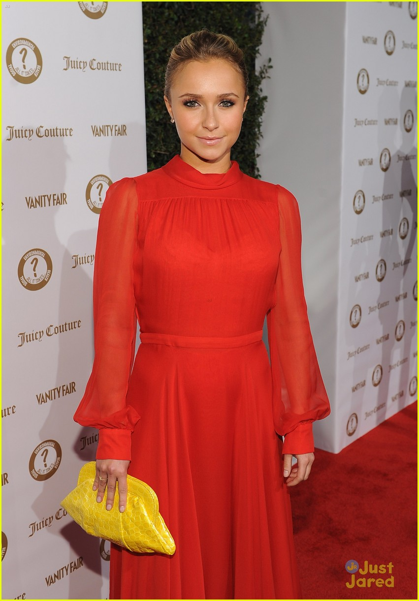 hayden panettiere vanities party 04